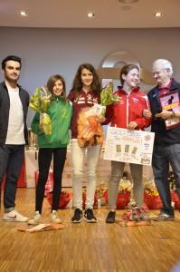 Premiazioni Camp. Brianzolo 2017